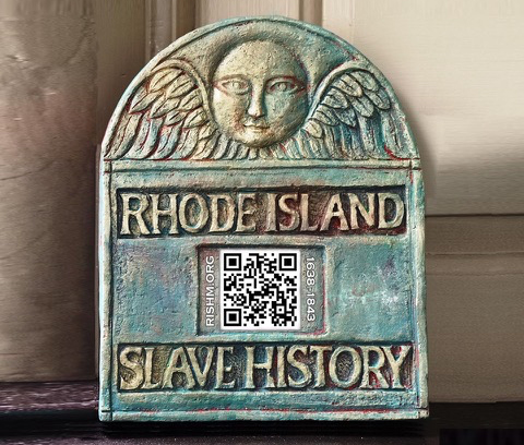 RISHM Medallion with QR Code