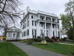 Linden Place. Courtesy Catherine W. Zipf