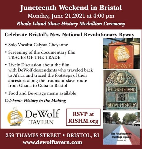 Juneteenth Weekend in Bristol June 21, 2021