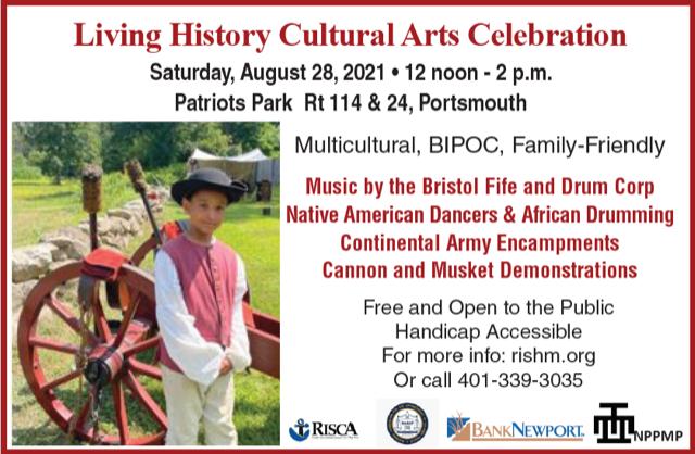 Living History Cultural Arts Celebration